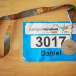 Metropolmarathon Fürth 2013