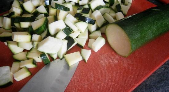 Zucchini - Spartanerhirse