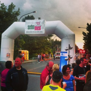 Night Run Weiden