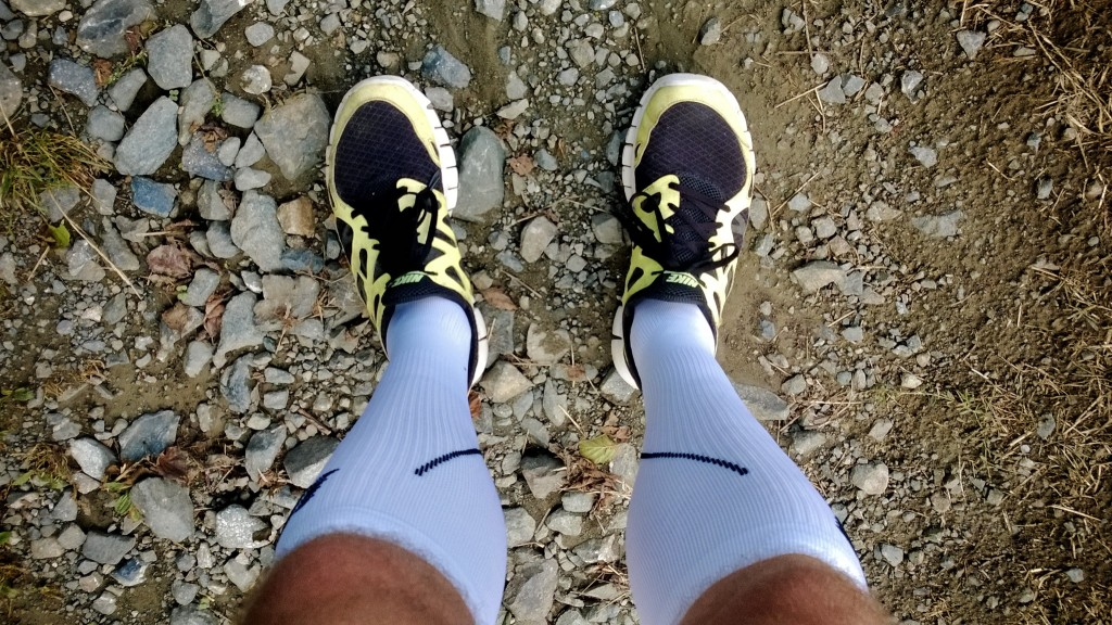 CEP Kompressionsstrumpf Pro+ Run Socks 2.0