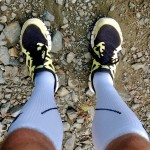 CEP Kompressionsstrumpf Pro+ Run Socks 2.0