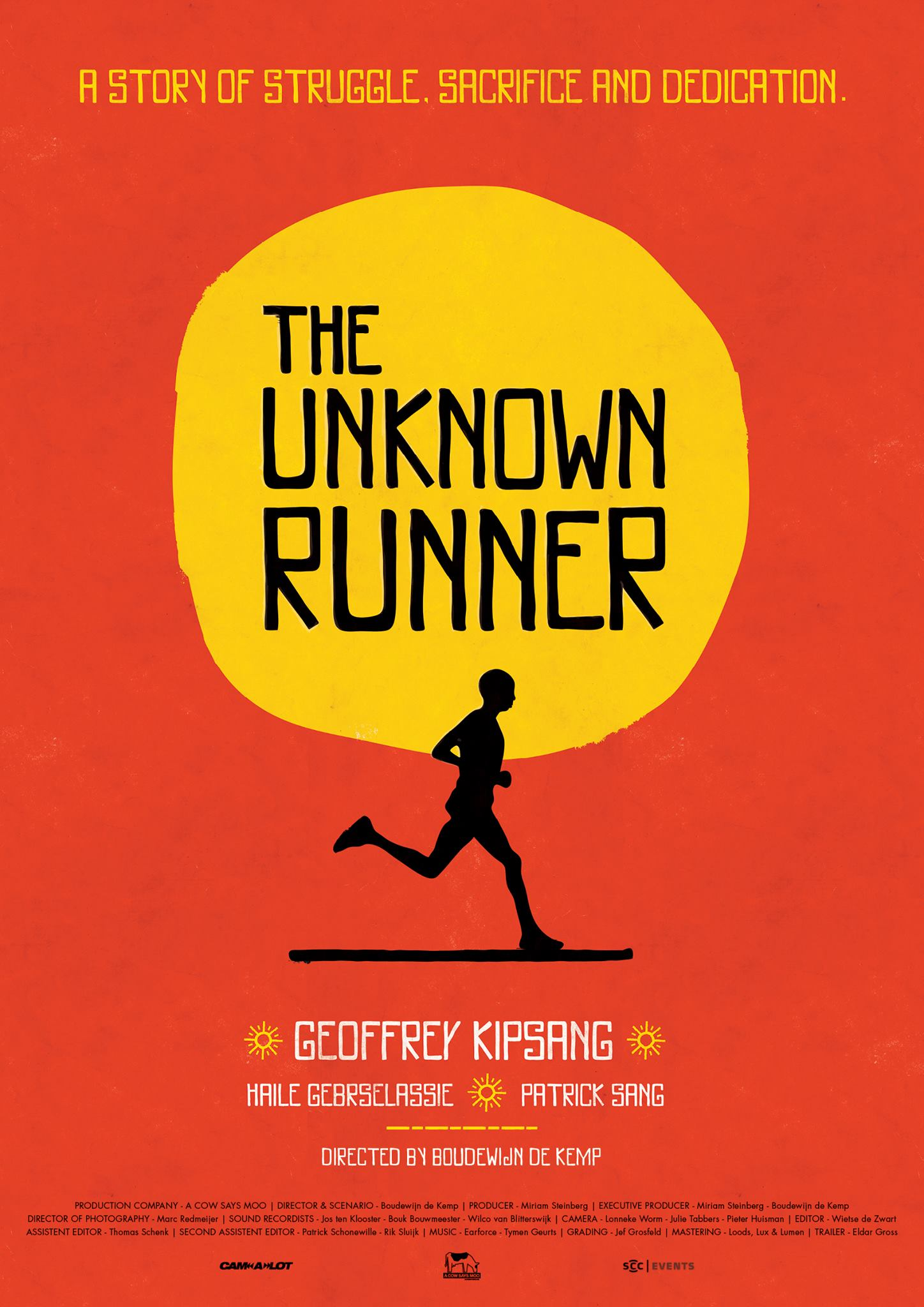 Filmplakat The Unknown Runner