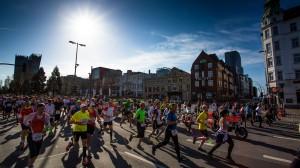 erster Marathon