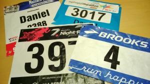 Rückblick Laufsaison 2013