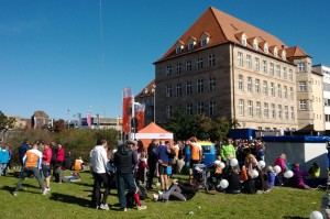 Stadtlauf Nürnberg 2013
