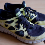 End of life: Nike Free Run 2