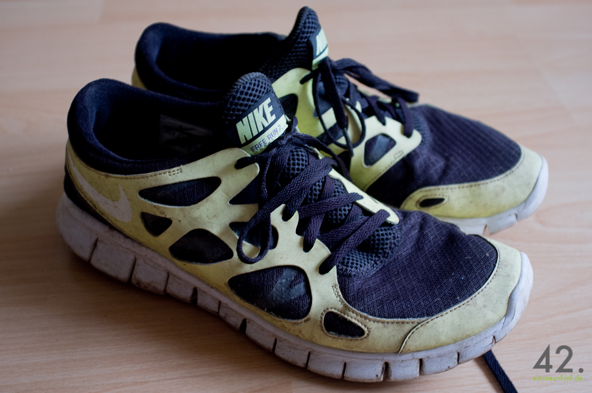 Laufschuh Nike Free Run