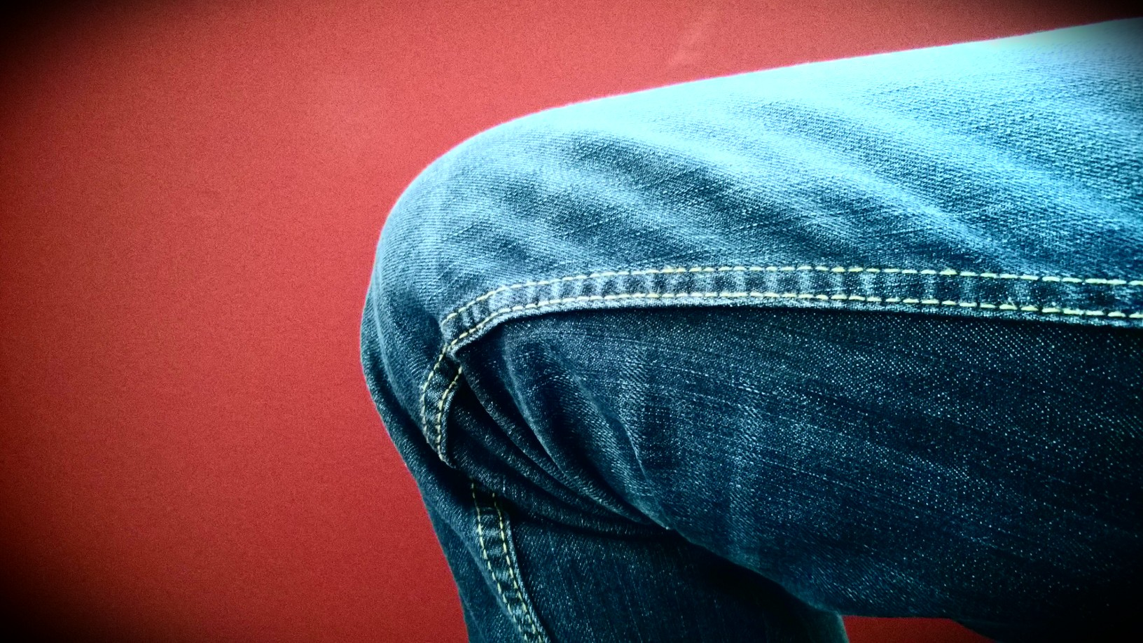 Knie Pause Verletzung