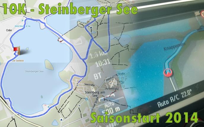 Oberpfälzer Winterlauf Challenge Steinberg am See