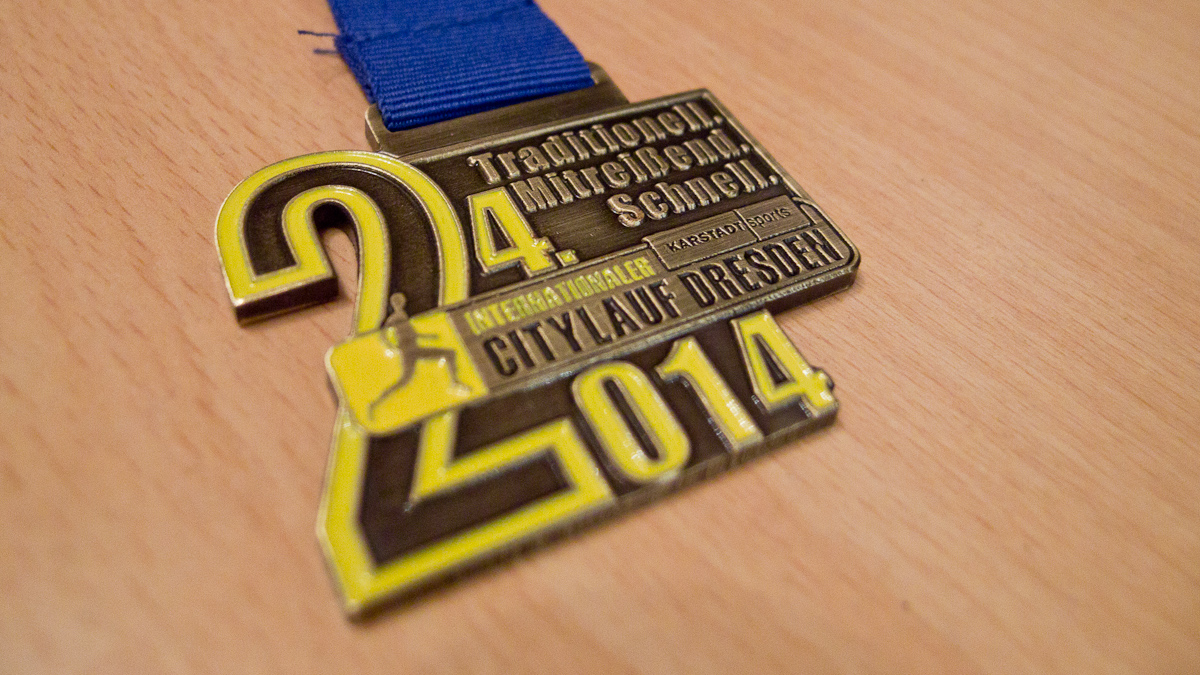 24. Citylauf Dresden 2014