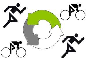 laufen, radfahren, multisport, duathlon