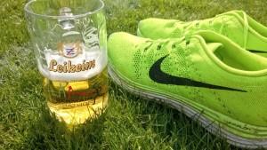 Obermain Marathon Halbmarathon 2014