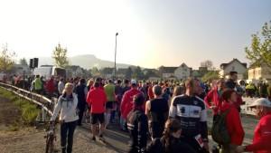 Staffelberg Bad Staffelstein Obermain Marathon