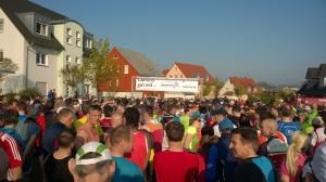 Halbmarathon 10. Obermain Marathon 2014