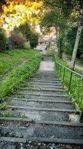 Treppen, Stairs, Treppenlauf, Höhenmeter