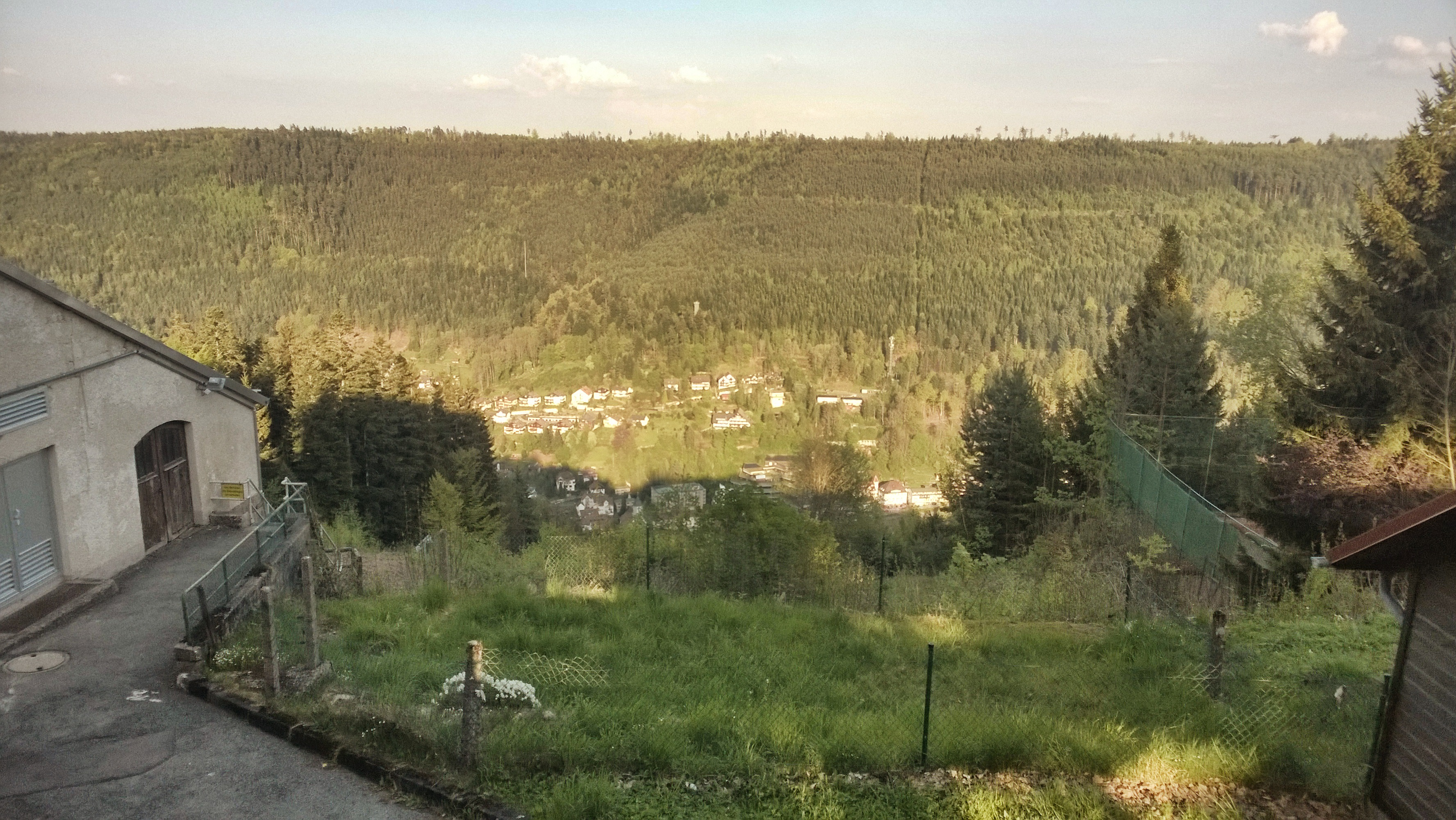 Schwarzwald, Trailrunning, Berg, Bad Wildbad