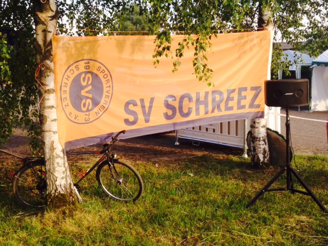 SV Schreez, Sophienberglauf, Bayreuth