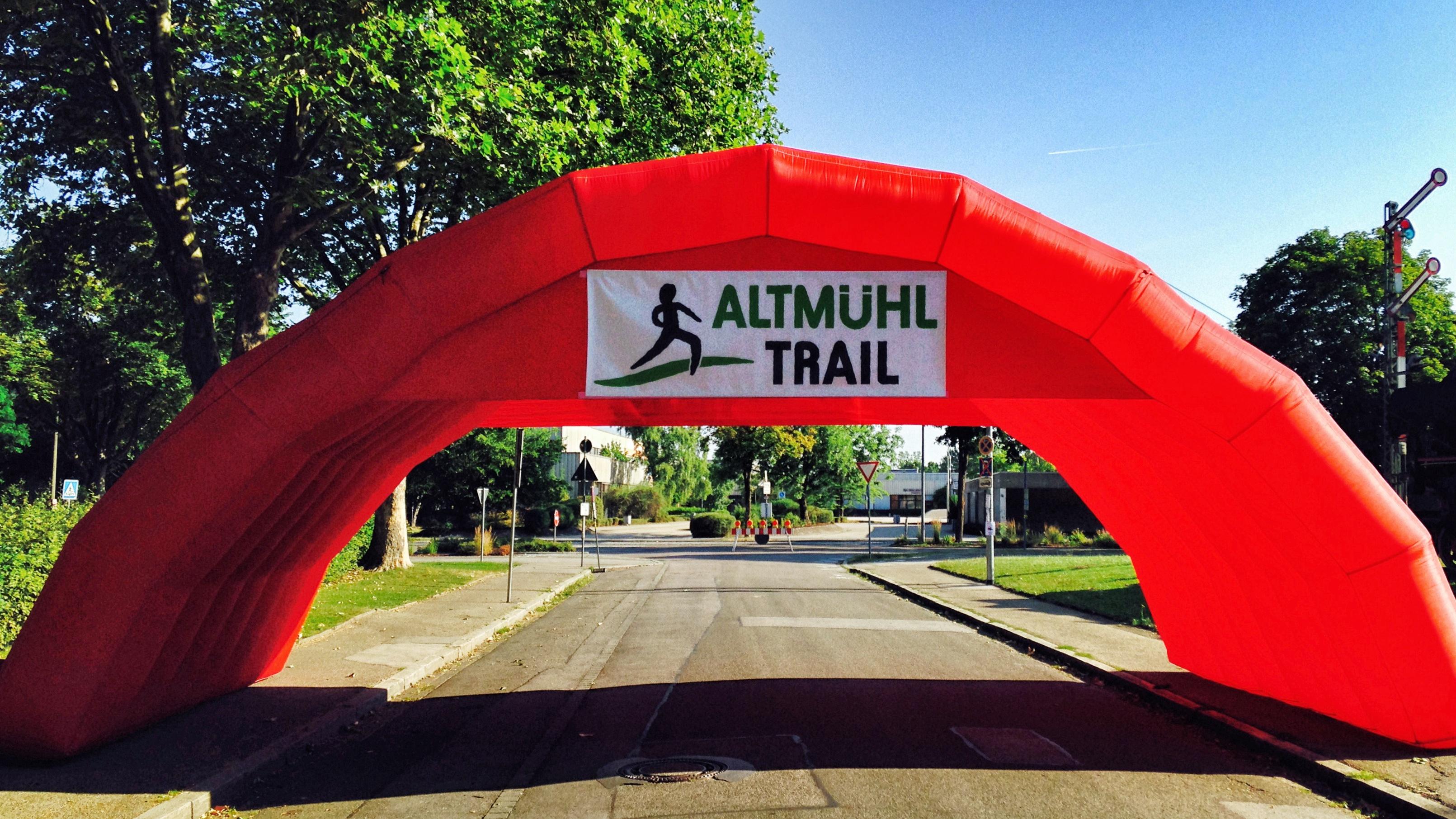 Altmühltrail 2014, Trailrunning, Trail, Treuchtlinen, Weißenburg