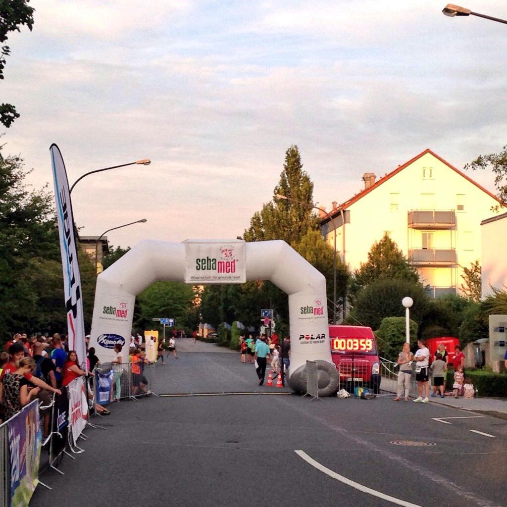 Night Run, Nightrun, 10k, Lauf, Laufsport, Weiden
