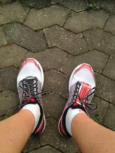 Night Run, Nightrun, Weiden, Lauf, Asics Gel Lyte 33-3, Laufschuhe