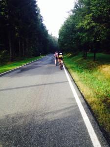 Rennsteig, Frankenwald Radmarathon, RTF