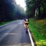 12. Frankenwald Radmarathon – 110km
