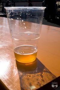 alkoholfreies Weizen, Kulmbacher, Park & See Lauf Hof, Zielverpflegung