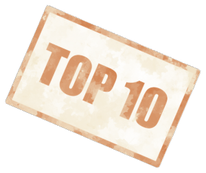 Off-Season, Stempel, Top 10,
