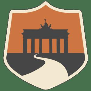Berlin Marathon 2015, Badge, Berlin Marathon, Marathon