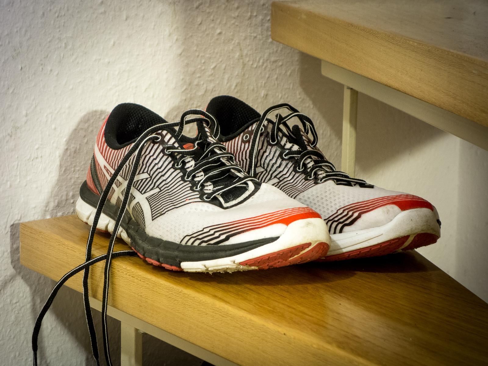 Laufschuhinventur | Endurange