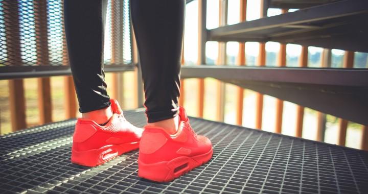 Laufen, Running, Vorsatz