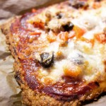 lowcarb, pizza, Thunfisch, boden,