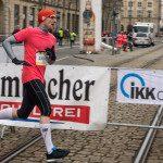 25. Citylauf Dresden – Zimtschnecken und Frostbeulen