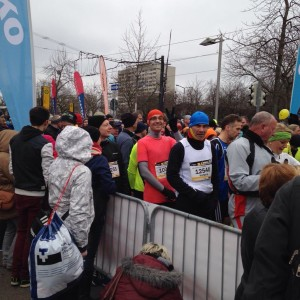 Citylauf Dresden, 10k, Wettkampf