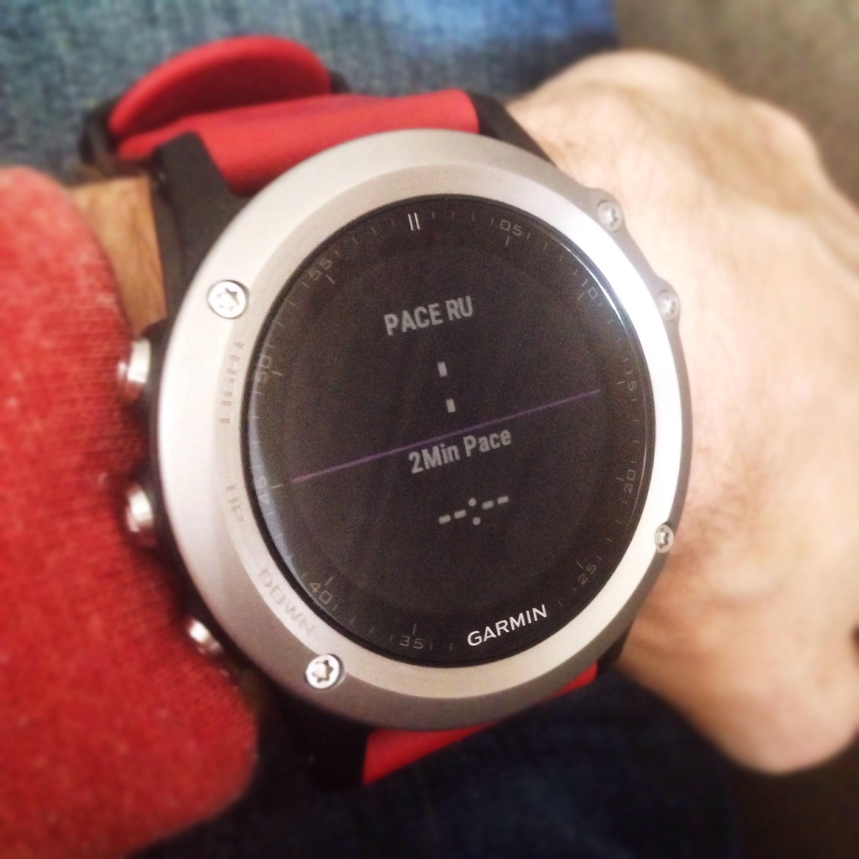 Garmin Fenix 3, Smartwatch, GPS, Laufuhr, Review, Test, IQ Connect