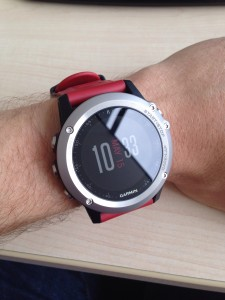 Garmin Fenix 3, Smartwatch, GPS, Laufuhr, Review, Test