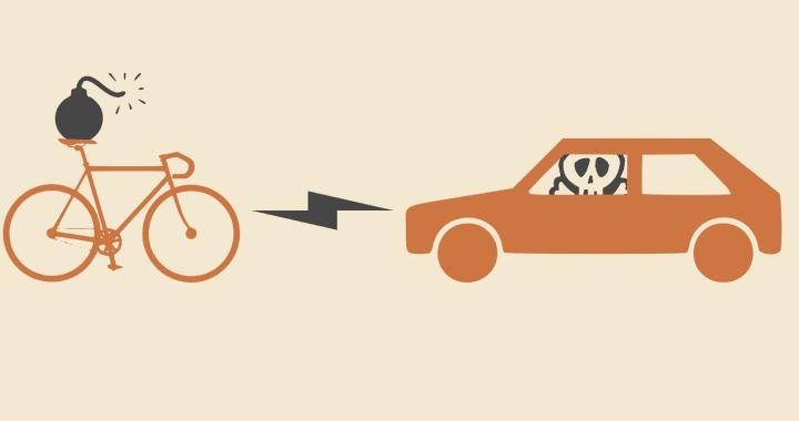 Straßenverkehr, Irrsinn