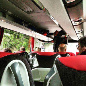 im Trailbus