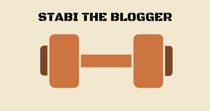 Stabi the Blogger