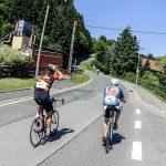 Rampe, Posseck, RTF, Rennrad, Frankenwald Radmarathon