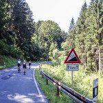 Posseck, Frankenwald Radmarathon, Rampe, Steigung, Climbing, Höhenmeter
