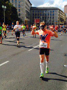 Krämpfe, Marathon, Berlin Marathon, Stimmung, Publikum, Jubel