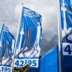 42. BMW Berlin Marathon –  Kondition, Krampf und Currywurst