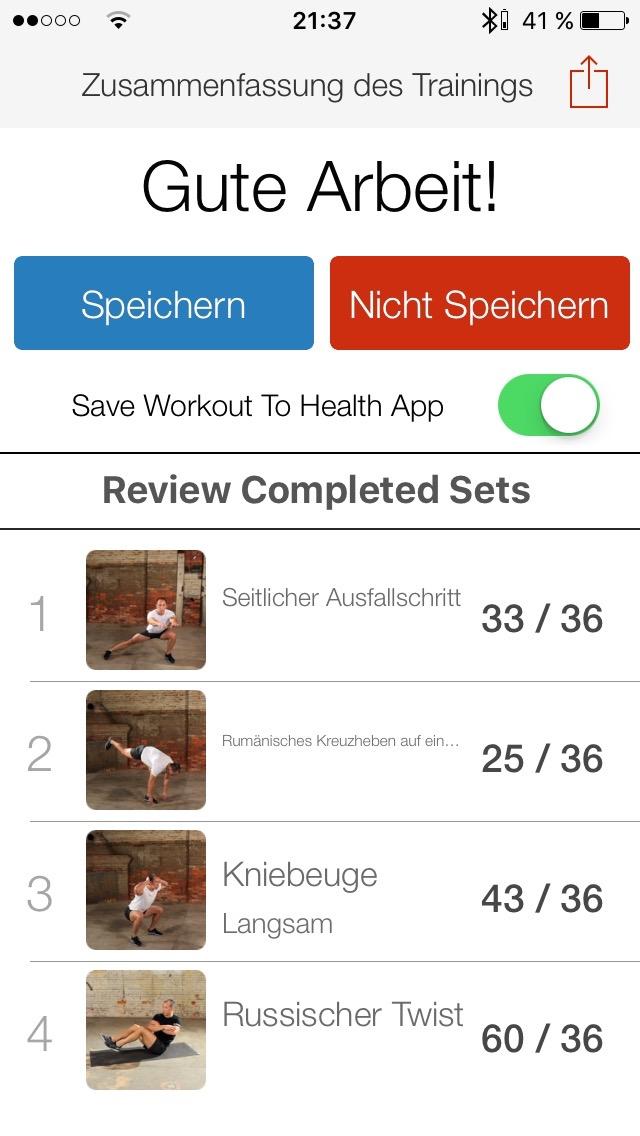 Mark Lauren YAYOG Bodyweight App
