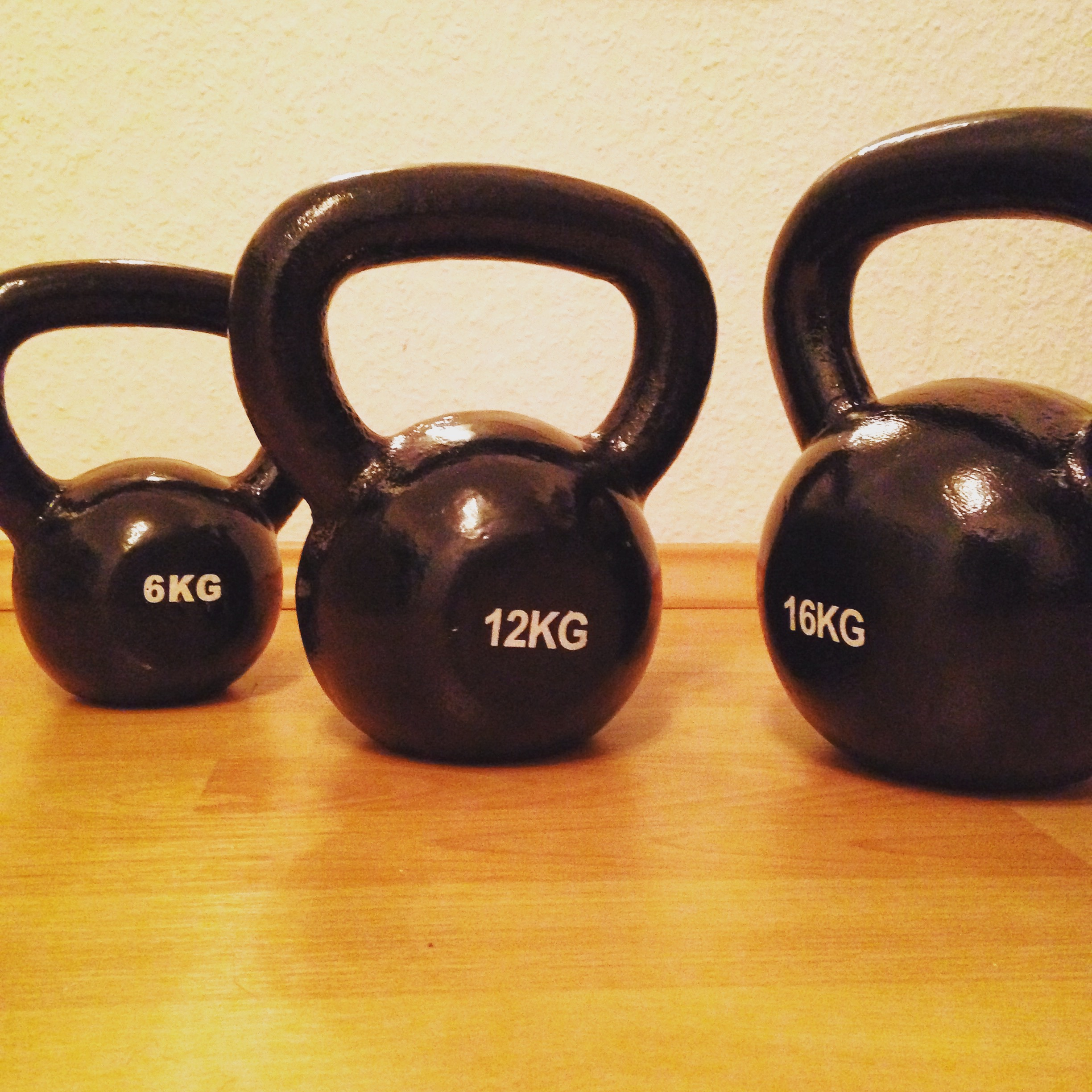 Kettlebell, Crossfit, Training,