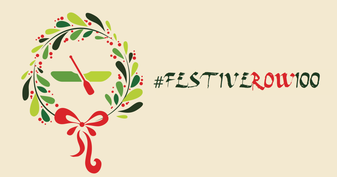 #festiverow100 #festiverowing100
