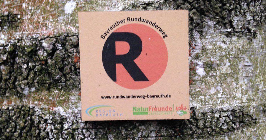Rundwanderweg Bayreuth, Bayreuther R-Weg