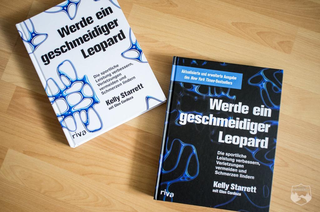 erste Auflage, zweite Auflage, Buch, Werde ein geschmeidiger Leopard