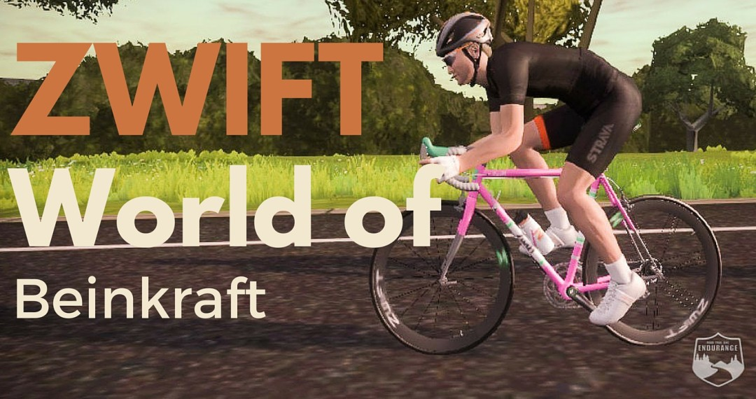 Zwift - World of Beinkraft