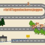 Road to … leichtem joggen